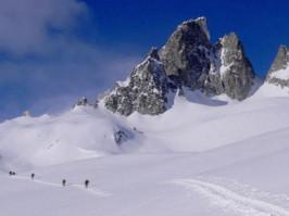 La Haute Ubaye en ski de randonnée sauvage et magnifique...
