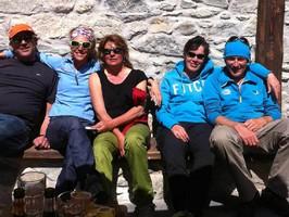 Skier en Italie avec le bureau de montagne des guides du Queyras en étoile ou itinérant ski hors traces