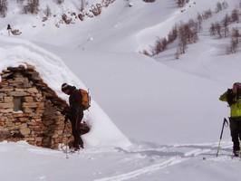 Randonnez en Suisse avec le bureau des Guides du Queyras - ski de randonnée à peau de phoque